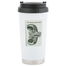 Electric Wheel Travel Mug