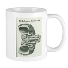 Electric Wheel Mug