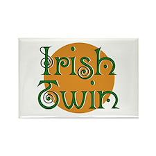 Irish Twin Rectangle Magnet (10 pack)