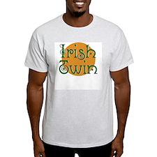 Irish Twin Ash Grey T-Shirt