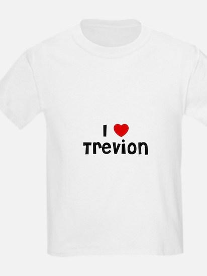 I * Trevion Kids T-Shirt
