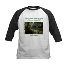 """""""Nature Is My God"""" Tee"""
