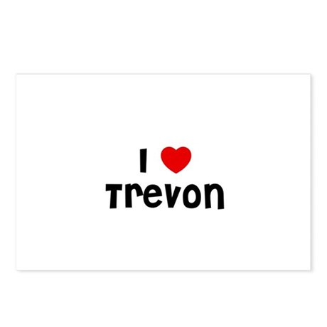 I * Trevon Postcards (Package of 8)