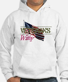 Cool Military spouse Hoodie