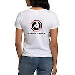 Babes of MMA Women's Octagon T-Shirt