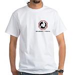 Babes of MMA Men's Octagon T-Shirt