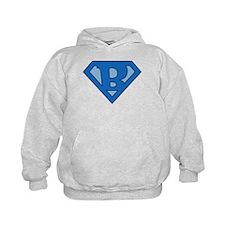 Super Blue B Hoodie