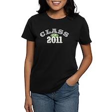 Class Of 2011 Green Tee