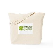 Grandpa's Leprechaun Tote Bag