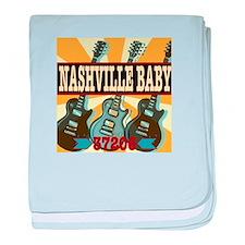 Nashville Baby 37206 baby blanket