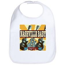 Nashville Baby 37206 Bib