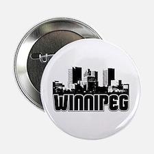 "Winnipeg Skyline 2.25"" Button"
