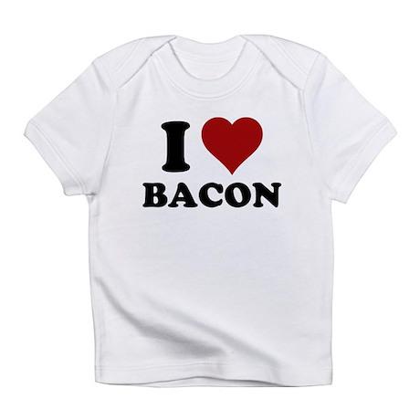 I heart bacon Infant T-Shirt