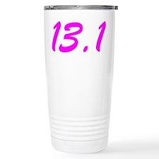 HALF MARATHON GIRL SHIRT 13.1 Travel Mug