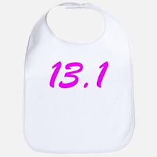 13.1 HALF MARATHON RUNNER RUNNING SHIRT STICKER TE