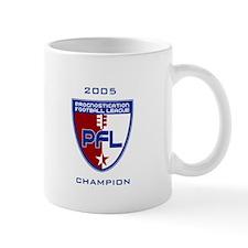 2005 PFL Champ-Northwest Hitmen Mug