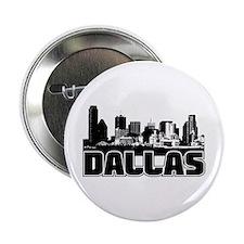 """Dallas Skyline 2.25"""" Button"""