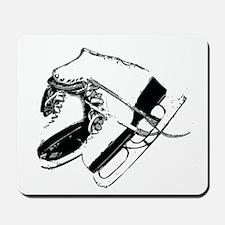 Vintage Skate Stamp Mousepad