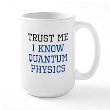 Quantum Physics Trust Mug