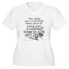 Figure Skating Training T-Shirt