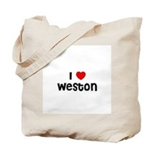 I * Weston Tote Bag