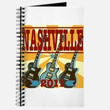 Nashville 2011 Hatch-Style Journal