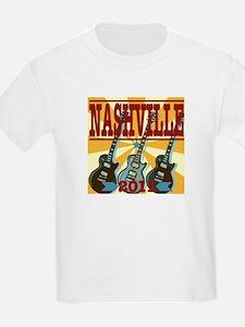 Nashville 2011 Hatch-Style T-Shirt