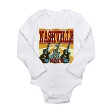 Nashville 2011 Hatch-Style Long Sleeve Infant Body