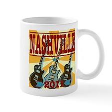 Nashville 2011 Hatch-Style Mug