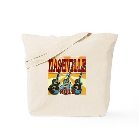 Nashville 2011 Hatch-Style Tote Bag