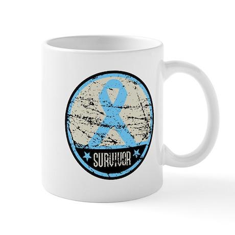 Prostate Cancer Survivor Cool Mug