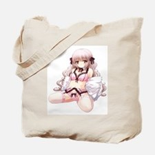 Underwear Anime Girl Tote Bag