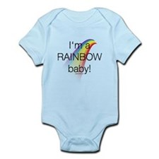 I'm a rainbow baby Infant Bodysuit