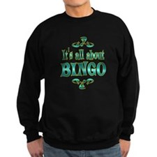About BINGO Sweatshirt