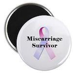 Miscarriage survivor Magnet