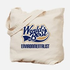 Environmentalist Tote Bag