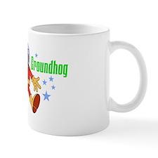 Zero-Gravity Groundhog Mug