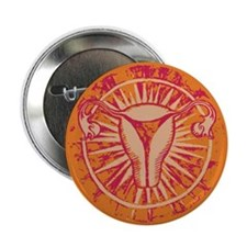 Power Uterus Big Button (single)