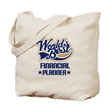 Financial Planner Tote Bag