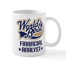 Financial Analyst Mug