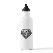 Iron City Fanatic Water Bottle