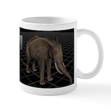 Computerized Elephant Mug