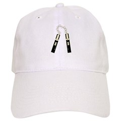 Nun Chucks Baseball Cap
