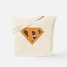 Super Grunge P Tote Bag