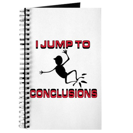 I'M JUMPING Journal