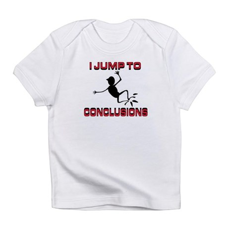 I'M JUMPING Infant T-Shirt