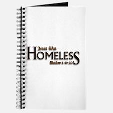 Jesus Was Homeless Journal