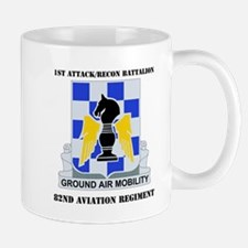 DUI - 1st Atk/Recon Bn - 82nd Aviation Regt with T