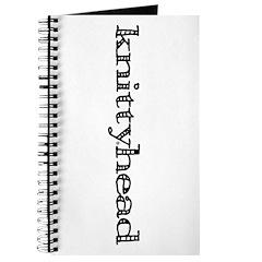 Knittyhead Journal