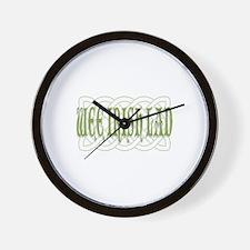Wee Irish Lad Wall Clock